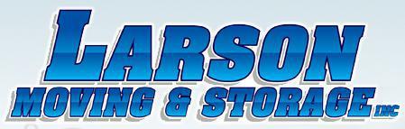 Larson Moving Reviews company logo