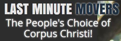 Last Minute Movers company logo