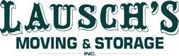 Laush's Moving company logo