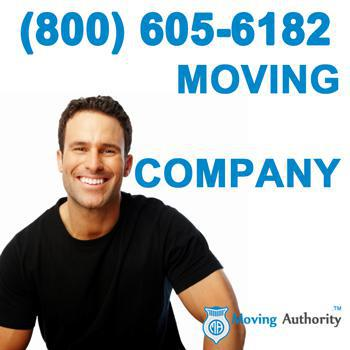 Leif Johnson Moving company logo