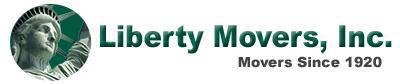 Liberty Movers company logo