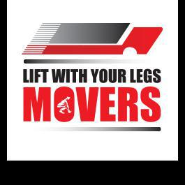 LIFT WITH YOUR LEGS MOVING company logo