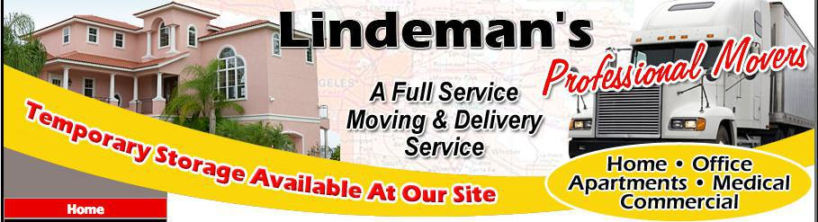 Lindemans Professional Movers company logo