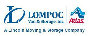Lompoc Van and Storage company logo
