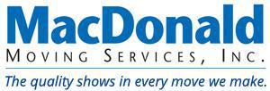 MacDonald Moving Services company logo