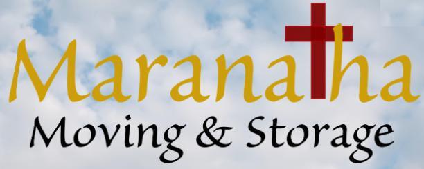 Maranatha Moving and Storage company logo