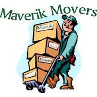 Maverick Moving logo