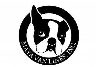 Maya Van Lines reviews