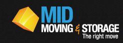 MID Moving company logo