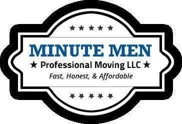 Minute Men Professional Moving company logo