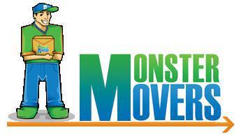 Monster Movers company logo