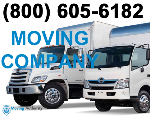 Moving company logo