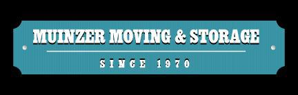 Muinzer Moving & Storage company logo