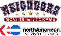Neighbors Moving and Storage reviews