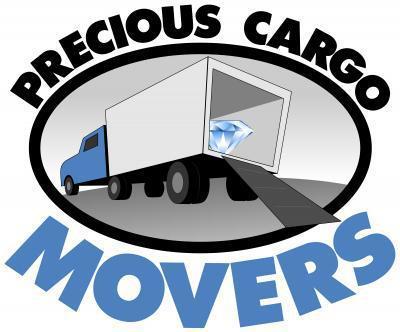 Precious Cargo Movers company logo
