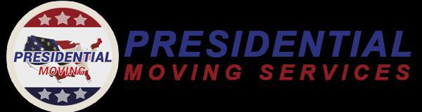 Presidential Moving Services company logo