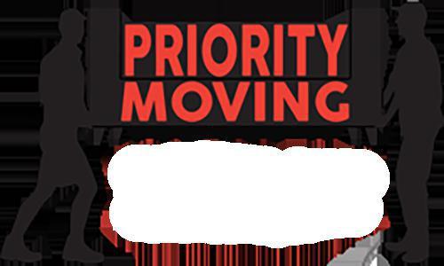 Priority Moving company logo