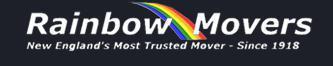 Rainbow Movers company logo