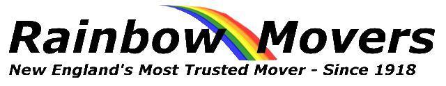 Rainbow Movers Company company logo