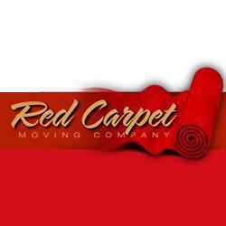 Red Carpet Moving company logo