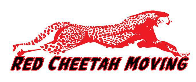 Red Cheetah Moving company logo