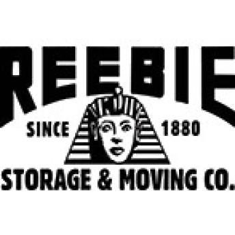 Reebie Storage and Moving company logo