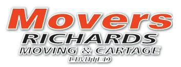 Richards Moving and Storage company logo