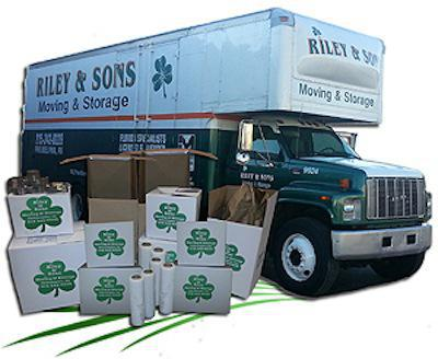 Riley And Sons Moving reviews