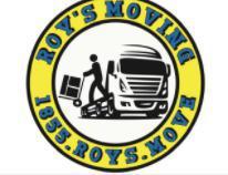 Roy's Moving company logo