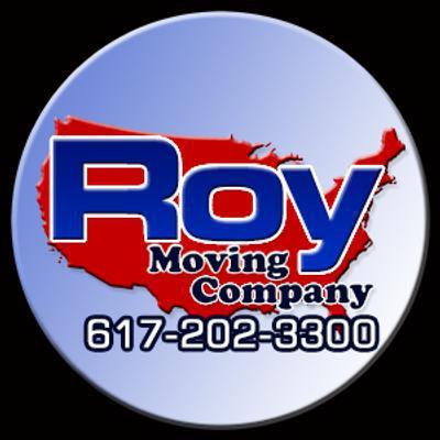 Roys Moving company logo