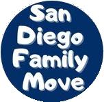 San Diego Family Move company logo