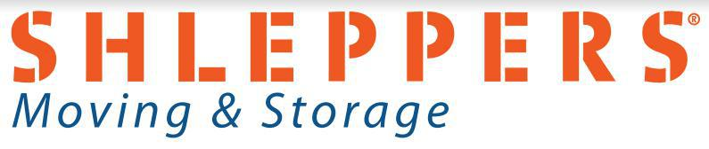Shleppers Moving Company company logo