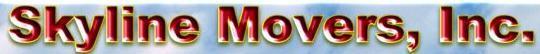 Skyline Movers company logo
