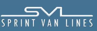 Sprint Van Line company logo