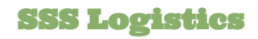 SSS Logistics company logo