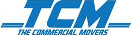 The Commercial Movers company logo
