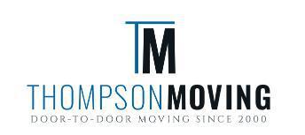 Thompson Moving company logo