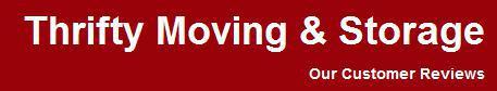 Thrifty Moving company logo
