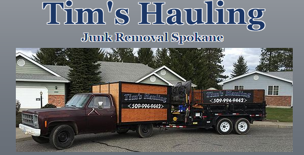 Tim's Hauling And Moving company logo