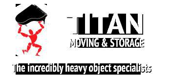 Titan Moving and Storage company logo