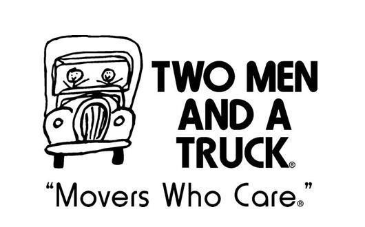 Two Men And A Truck of Charlotte company logo