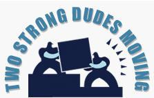 Two Strong Dudes Moving reviews