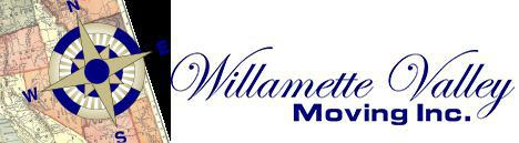 Willamette Valley Student Movers logo