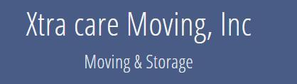 Xtra Care Moving company logo