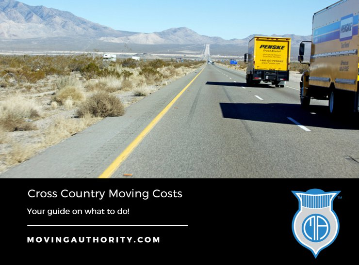 cross country moving cost