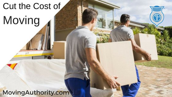 cut the cost of moving