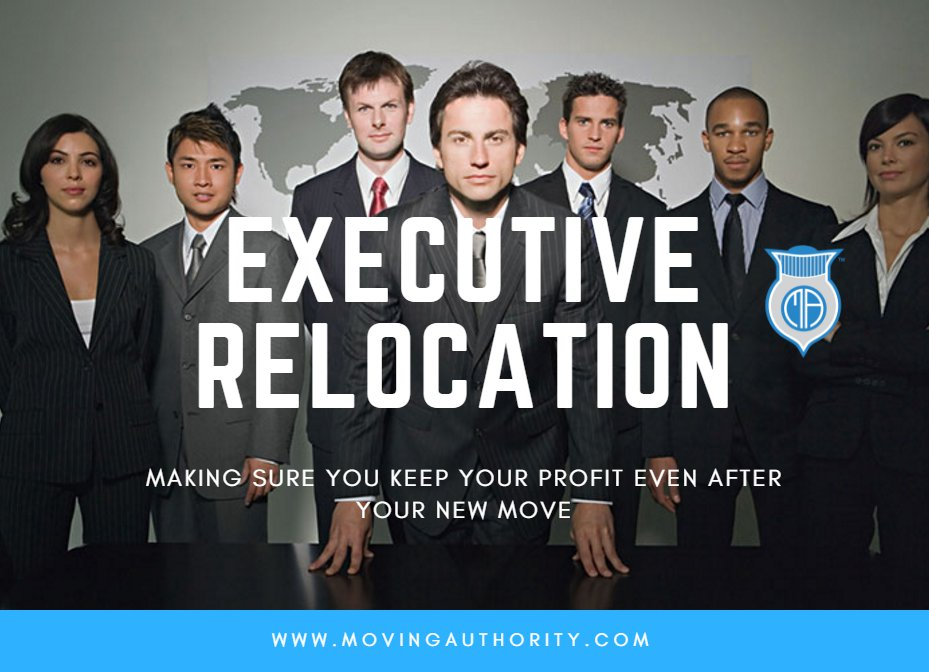 EXECUTIVE RELOCATION TO KEEP SALES