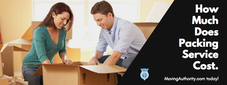 How Much Does Packing Service Cost