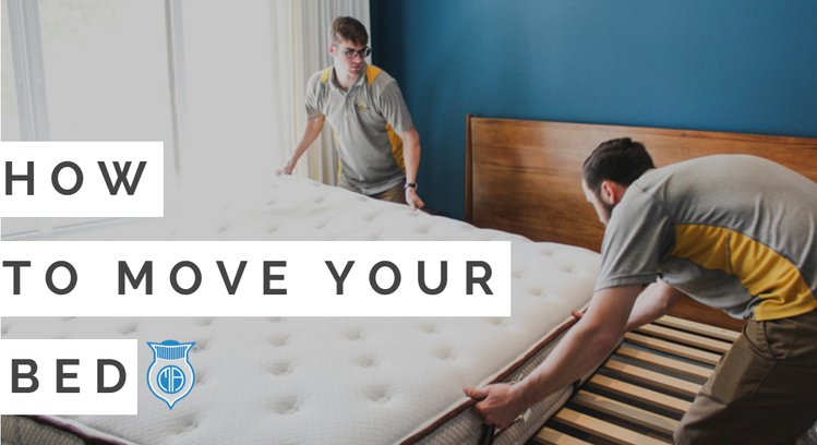 How to Move Beds Pack Mattresses