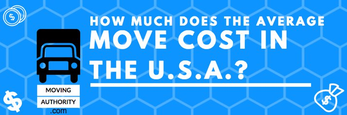 How Much Does the Average Move Cost in the USA